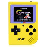 BittBoy FC Mini Handheld Yellow - Game Console
