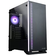 Zalman S5 Black - PC Case