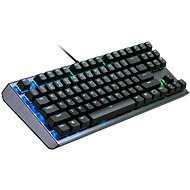 Cooler Master CK530, RED Switch, US Layout, black - Gaming Keyboard