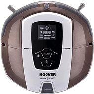 HOOVER Robo.com3 Robot Vacuum Cleaner Metallic Brown - Robotic Vacuum Cleaner