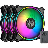 Cooler Master MASTERFAN MF120 HALO 3-IN-1 - PC Fan