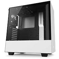 NZXT H500 White - PC Case