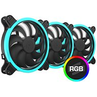 Silentium PC Corona HP RGB Kit (3× 140mm) - PC Fan