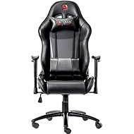 SilentiumPC Gear SR300 Black - Gaming Chair