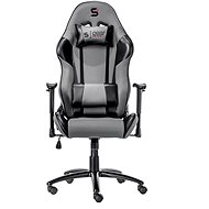 SilentiumPC Gear SR300 Grey - Gaming Chair