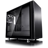 Fractal Design Define R6 USB-C Blackout Tempered Glass - PC Case