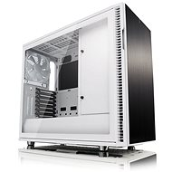 Fractal Design Define R6 USB-C White Tempered Glass