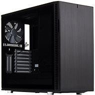 Fractal Design Define R6 Black Tempered Glass - PC Case