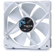 PC Fan Fractal Design Dynamic X2 GP-12 white - Ventilátor do PC