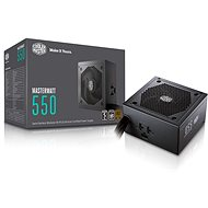 Cooler Master MASTERWATT 550 - PC Power Supply