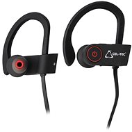 Cel-Tec BS4 Sport - black - Headphones