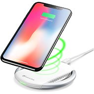 Cellularline WIRELESSPAD ADAPTIVE white - Wireless charger