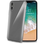 CELLY Gelskin for iPhone X Black - Mobile Case