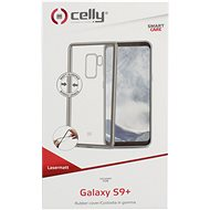 CELLY Laser for Samsung Galaxy S9 Plus silver