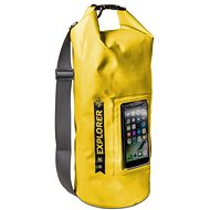 """CELLY Explorer 10l with Phone Pocket to 6.2"""", Yellow - Hammock"""