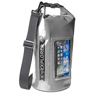 """CELLY Explorer 5L with a pocket on the phone up to 6.2 """"gray - Hammock"""