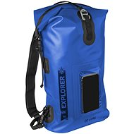 """CELLY Explorer 20L with mobile phone pocket to 6.5 """"blue - Hammock"""