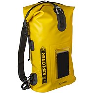 """CELLY Explorer 20L with mobile phone pocket to 6.5 """"yellow - Hammock"""