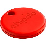 CHIPOLO ONE - Smart Key Tracker, Red