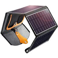 ChoeTech Foldable Solar Charger 22W Black