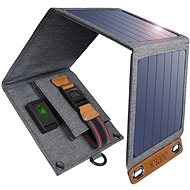 ChoeTech Foldable Solar Charger 14W Black