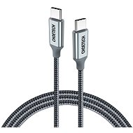 ChoeTech PD Type-C (USB-C) 100W Nylon Braided Cable, 1.8m - Data Cable