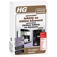 HG Universal coffee machine cleaning tablets 10 pcs - Coffee Machine Cleaner