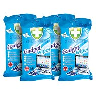 GREEN SHIELD for LCD screens, laptops, mobile phones 4 × 50 pcs - Wet Wipes
