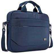 "Case Logic Advantage 14"" Attache (blue) - Laptop Bag"