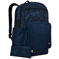 Case Logic Query Backpack 29L (DressBlueFloral/DressBlue) - Laptop Backpack