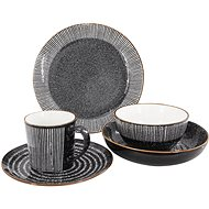 Clay Dining Set SPIRAL for 4 people - Dish set
