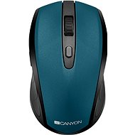 Canyon Bluetooth/Wireless Optical Mouse Green - Mouse