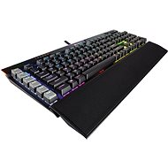 Corsair K95 RGB PLATINUM Mechanical Gaming Keyboard - Cherry MX Speed - Black - Gaming Keyboard