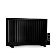 oneConcept Wallander 800W Black - Electric Radiator