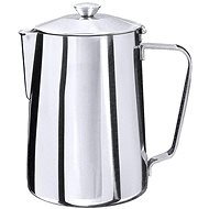 CONTACTO Stainless-steel Coffee Pot with Hinged Lid 0.6l - Kettle