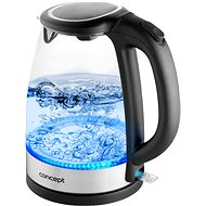 RK4140 Glass Electric Kettle 1,7l