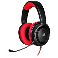 Corsair HS35 Red - Gaming Headset
