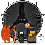 VR2100 Robotic Vacuum Cleaner 2-in-1 RoboCross Gyro Soft - Robotic Vacuum Cleaner