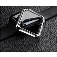 COTEetCI Polycarbonate Case for Apple Watch 42mm Silver - Protective Case
