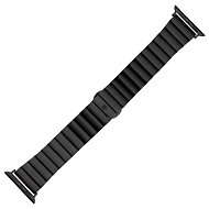 COTEetCI Steel Strap for Apple Watch 38/40mm Black - Watch band
