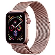 COTEetCI Steel Magnetic Strap for Apple Watch 42 / 44mm Rose-Gold - Watch band