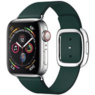 COTEetCI Nobleman Leather Magnetic Strap for Apple Watch 42/44mm Green