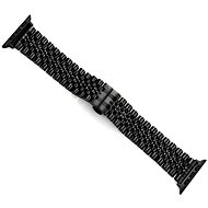 COTEetCI Excellence Steel Strap for Apple Watch 42/44mm Black