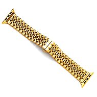 COTEetCI Excellence Steel Strap for Apple Watch 38/40mm Gold
