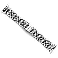 COTEetCI Excellence Steel Strap for Apple Watch 38/40mm Silver