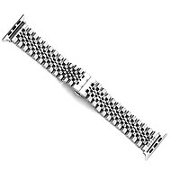 COTEetCI Excellence Steel Strap for Apple Watch 42/44mm Silver