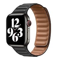 COTEetCI Double Suction Leather Strap for Apple Watch 42/44mm Black