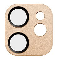 """COTEetCI Camera Lens Protection for Apple iPhone 12 6.1"""" Gold - Glass protector"""