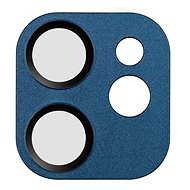 """COTEetCI Camera Lens Protection for Apple iPhone 12 Mini 5.4"""" Blue - Glass Protector"""