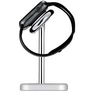 COTEetCI Base21 Charging Station for Apple Watch Grey - Charging Stand